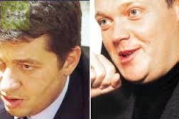 Кауфман и Грановский сбежали в Москву к Януковичу