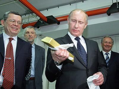 Золотовалютные резервы России значительно меньше чем о них официально заявляют – где деньги?