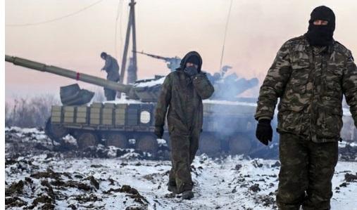 Террористы с потерями отступают из Углегорска, – боец батальона «Киев-2»