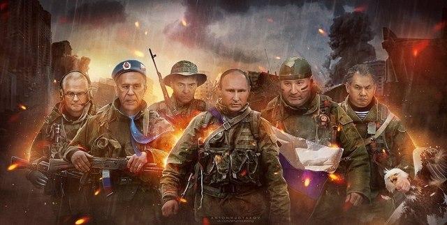 Путин готовит масштабную гибридную войну в Европе