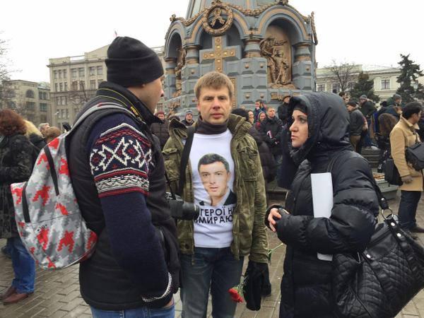 Алексей Гончаренко освобожден из-за решетки в Москве