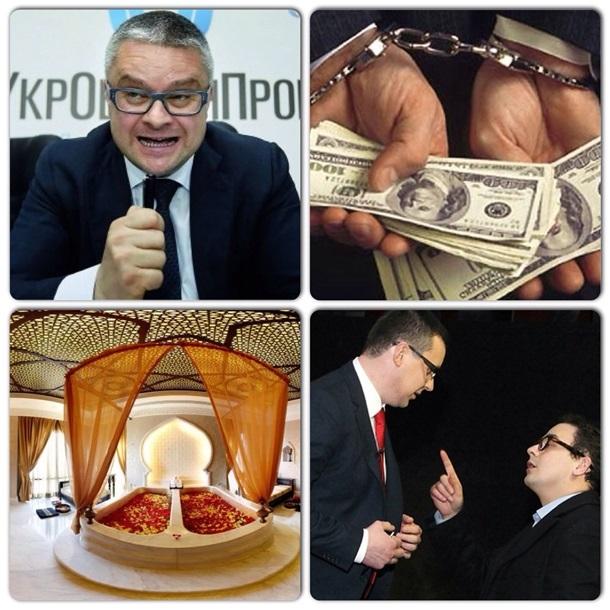 «РОМА С УКРОБОРОНПРОМА» ІІ: Порошенко покрывает злоупотребления Романа Романова