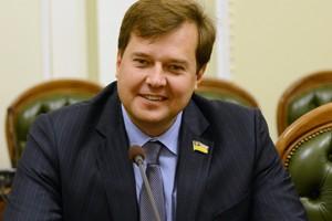 Где сейчас находится народный депутат Евгений Балицкий?