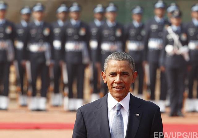 Конгрессмен: Обама ввел эмбарго на поставки оружия в Украину