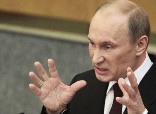 Путін в Німеччині пиячив і бив дружину