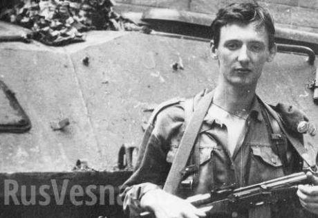 В сети показали эксклюзивное военное фото Гиркина из Приднестровья
