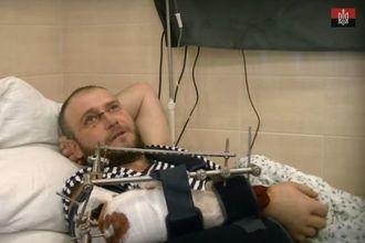 Раненого Дмитрия Яроша прооперируют израильские медики