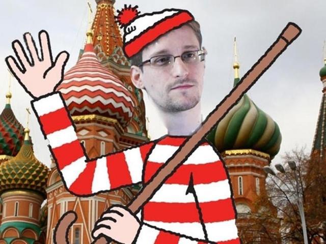 Почему Сноуден хочет убежать из России?