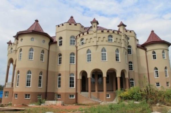 VIP-село на Закарпатті вражає кількістю та розмірами палаців (ВІДЕО)