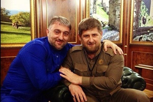 Кадыров велит Делимханову организовать убийство Немцова, поясняя, что его заказал сам Путин