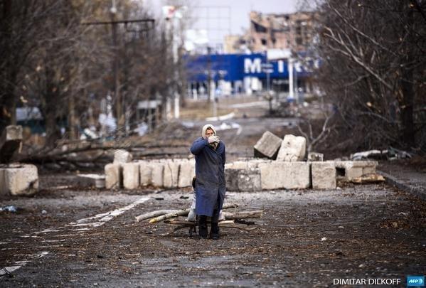 Безысходность жизни в Донецке в примерах