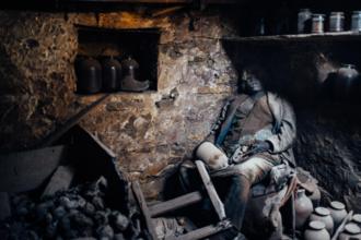 Раны Донецка: жуткий фоторепортаж из разрушенной столицы ДНР