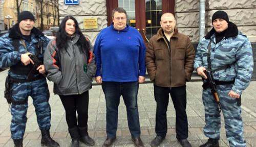 Анастасия Станко требует лишить Антона Геращенко статуса советника министра МВД за желание награждать Беркут, избивший журналистов