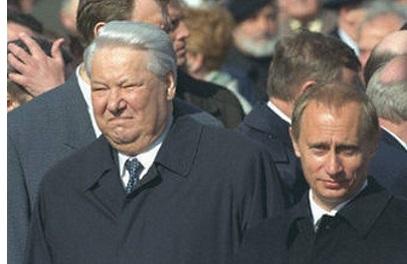 Как «неприметный ФСБшник» стал президентом России: откровение из книги Немцова