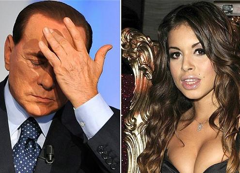 """Берлускони решил ограничиться двумя девушками """"на нос"""""""