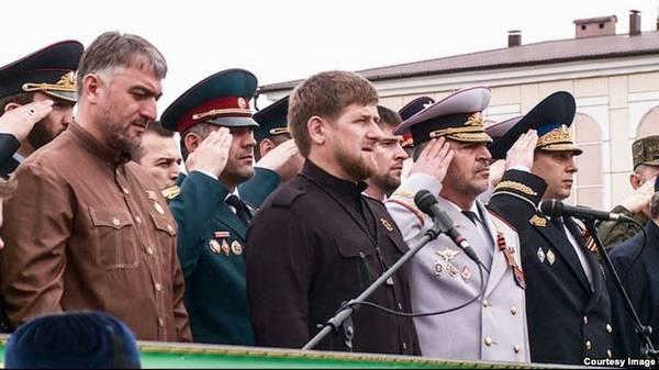 Чечня: КНДР внутри России
