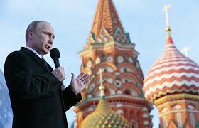 """""""Путин оказался не такой живой, как хотелось бы ему"""""""