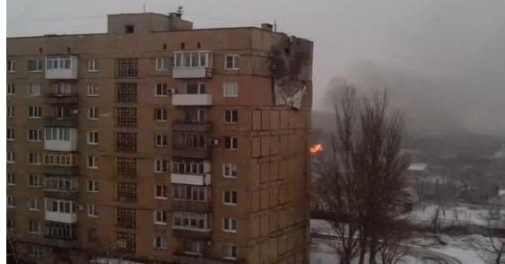 Донецк сотряс мощнейший взрыв. Террористы мечутся по городу