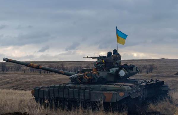 Пришло время кормить украинскую армию