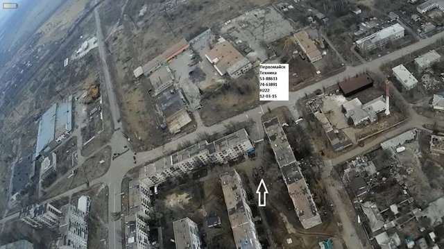 Нарушение Минских соглашений войсками оккупантов