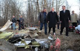Самолет с Лехом Качиньским не упал, а был сбит - доказывает польская пресса