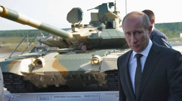 Россия: большая репетиция большой войны