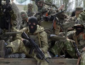 В «ЛНР» прибыло подкрепление из России