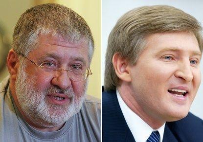 """СМИ узнали о """"судьбоносных"""" переговорах между Коломойским и Ахметовым"""