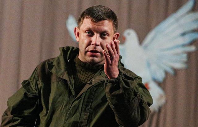 """Захарченко предупредил миротворцев ООН: """"Пусть только сунутся, у нас - лучшая в Европе армия!"""""""