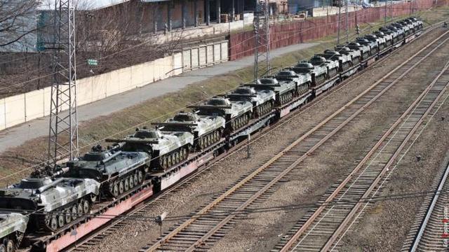 Кремль начнет наступление на Украину в Пасху