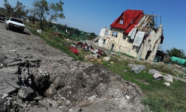 Россия обстреливала Украину со своей территории: доклад