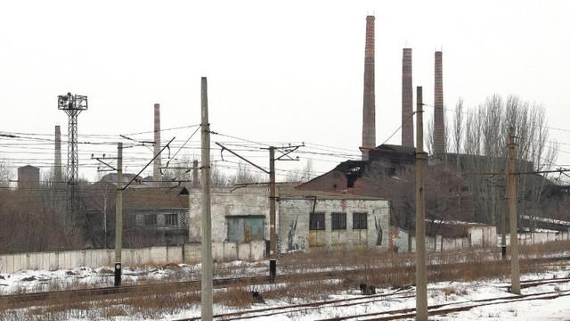 Константиновка. Бунт в разрушенной промзоне