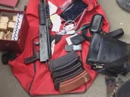 В Киеве со стрельбой задержали торговца оружием
