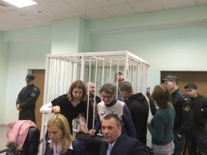 Судят Черняка и Гульвиченко, которых обвиняют в расстреле ГАИшников