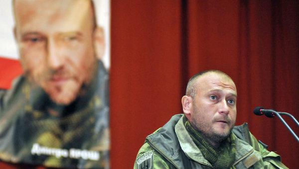 Ярош об Ахметове: это животное виновато в смертях тысяч украинцев