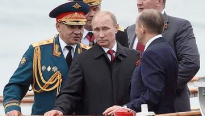 Путинская истерика или Как в Кремле отреагируют на бойкот парада Победы