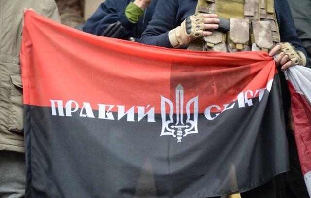 Власть начала репрессии против активистов Правого Сектора