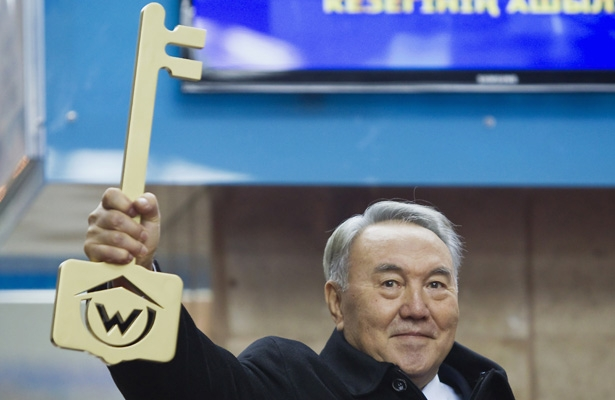 Зять Назарбаева - владелец дома Шерлока Холмса