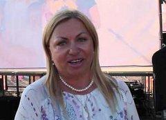 Скандальная кандидат в депутаты от «Батьківщини» Инна Кибзун считает людей «мусором, который должен за нее проголосовать»