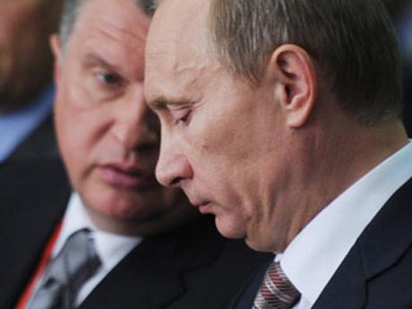 60 воров в законе, они же высшие формальные и неформальные государственные руководители РФ