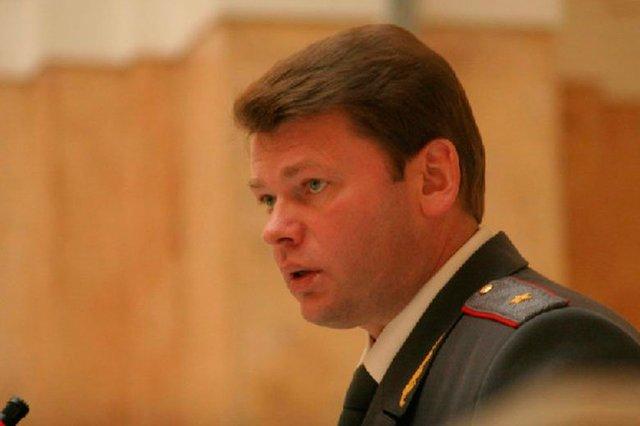 Экс – главу ГУВД Петербурга обыскивали в рамках дела о коррупции в руководстве Коми