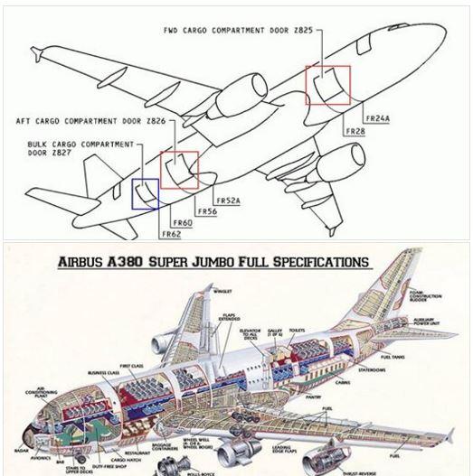 Мощность взрывного устройства, заложенного в багажный отсек А320, составляла ок. 4-5 кг в тротиловом эквиваленте