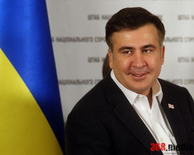Саакашвили решил бороться с «ореховой мафией»