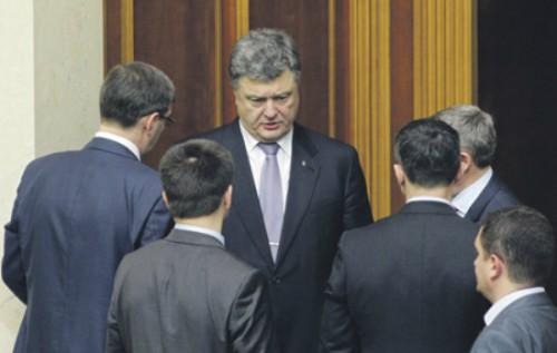 Украинские олигархи. Когда жадность убивает
