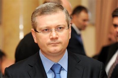 Вилкул срочно покинул Украину