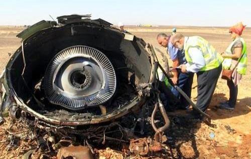 The Guardian: Почему российский самолет потерпел крушение? Три версии