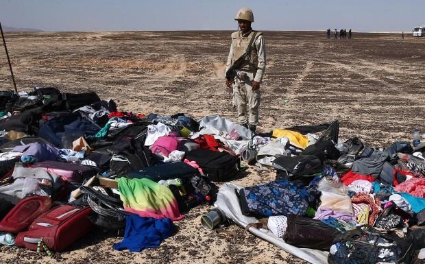 5 оснований полагать, что Airbus в Египте был взорван бомбой на борту