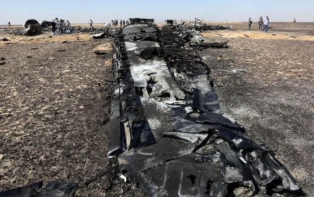 Разрыв шаблонов Кремля после катастрофы авилайнера «Когалымавиа»