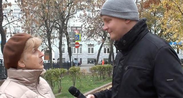 Сирия — это запудривание мозгов россиянам: пожилая москвичка раскритиковала Кремль