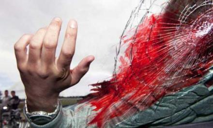 Четверо пьяный юнцов угодили в кошмарную автокатастрофу. Выжил только один